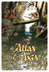 La_Saga_d_Atlas_Axis_tome_1